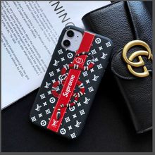 Load image into Gallery viewer, Luxury Louis Vuitton Gucci Supreme Looney Tunes Case For Apple Iphone 11 Pro Max SE Xr Xs X 7 8