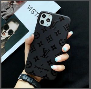 Luxury Louis Vuitton Gucci Supreme Looney Tunes Case For Apple Iphone 11 Pro Max SE Xr Xs X 7 8
