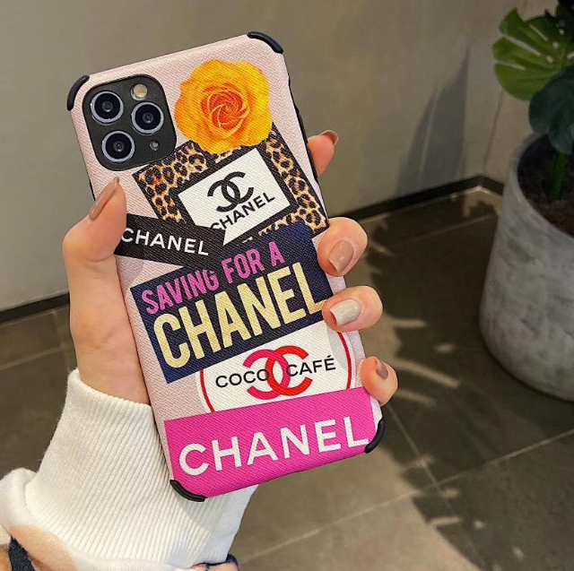 Luxury Paris Christian Dior Chanel Coco Case For Apple Iphone 11 Pro Max Xr Xs X 7 8