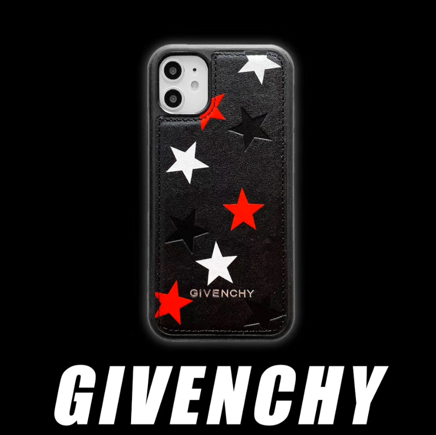 Luxury Paris France Givenchy Cover Case Apple Iphone 11 Pro Max Xr Xs X 7 8