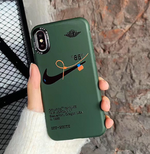 Michael Jordan 23 Off White Nike Air Case For Apple Iphone 11 Pro Max SE X Xr Xs 7 8