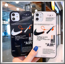 Load image into Gallery viewer, Michael Jordan 23 Flyman Off White Nike Case For Apple Iphone 11 Pro Max SE X Xr Xs 7 8