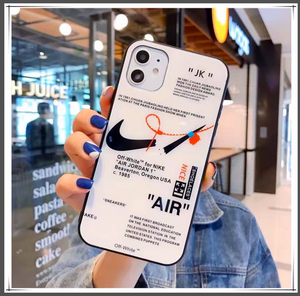 Michael Jordan 23 Flyman Off White Nike Case For Apple Iphone 11 Pro Max SE X Xr Xs 7 8