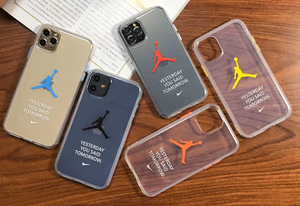 Jordan 23 Flyman Nike Air NBA Cover Case For Apple Iphone 11 Pro Max SE 7 8 X Xr Xs