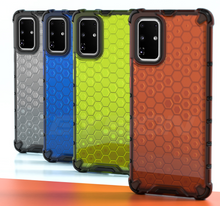 Load image into Gallery viewer, Shockproof Armor Honeycomb Cover Case For Samsung Galaxy S20 S10 All Series A