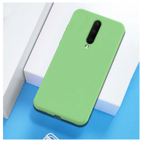 Soft Silicone Color Cover Case For for Oneplus One Plus 6 7 7 Pro 7T 7T Pro