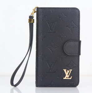 Universal Louis Vuitton Gucci Wallet Case For Iphone 12 Samsung Huawei Xiaomi Oppo Vivo Realme OnePlus