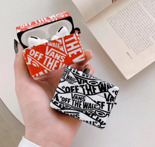 Load image into Gallery viewer, Vans Off The Wall Protective Cover Case For Apple Airpods 1 2 Airpods Pro 3