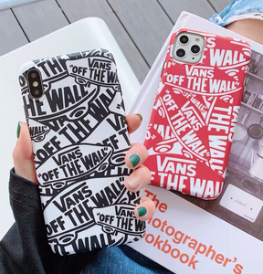 Vans Off The Wall Skateboard Cover Case For Apple Iphone 11 Pro Max X Xr Xs 6 7 8