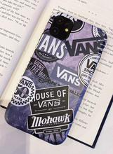 Load image into Gallery viewer, Vans Off The Wall Skateboard Cover Case For Apple Iphone 11 Pro Max X Xr Xs 6 7 8