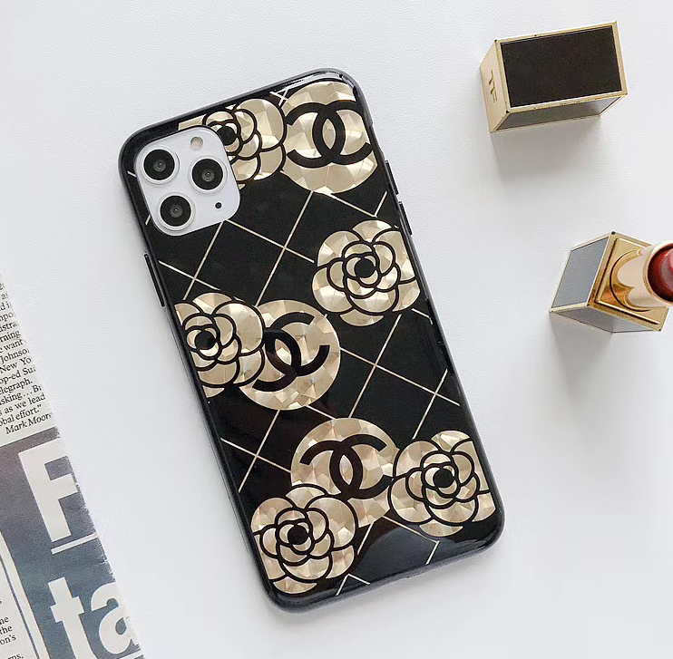 France Paris Chanel Coco Case For Apple Iphone 12 Pro Max Mini 11 X Xr Xs 7 8