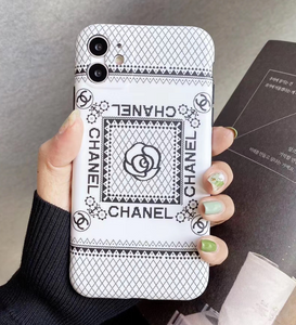 Luxury France Paris Chanel Coco CC Cover Case For Apple Iphone 11 Pro Max X Xr Xs 6 7 8
