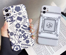 Load image into Gallery viewer, France Paris Chanel Coco Case For Apple Iphone 12 Pro Max Mini 11 X Xr Xs 7 8