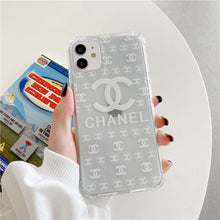 Load image into Gallery viewer, Luxury France Paris Chanel Coco CC Case For Apple Iphone 12 Pro Max X Xr Xs 11 7 8