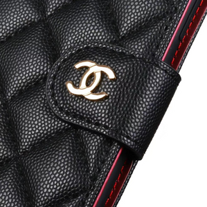 Luxury Chanel Wallet Flip Cover Case For Apple Iphone 12 Pro Max Mini 11 SE 7 8 X Xr Xs