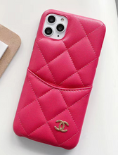 Load image into Gallery viewer, Paris Chanel Coco CC Case For Apple Iphone 12 Pro Max Mini 11 SE X Xr Xs 7 8