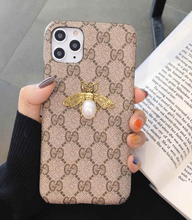 Load image into Gallery viewer, Luxury Italy Gucci GG GC Cover Case For Apple Iphone 11 Pro Max X Xr Xs 6 7 8