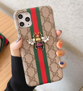 Luxury Italy Gucci GG GC Cover Case For Samsung Galaxy S8 S9 S10 Note 8 Note Note 10