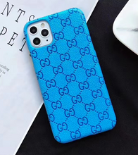 Load image into Gallery viewer, Luxury Italy Gucci GC GG Cover Case For Apple Iphone 11 Pro Max SE Xr Xs X 7 8