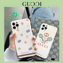 Load image into Gallery viewer, Luxury Italy Milan Gucci GG Case For Apple Iphone 11 Pro Max SE X Xr Xs 7 8