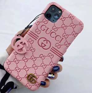 Luxury Italy Gucci GC GG Coque Cover Case For Apple Iphone 11 Pro Max Xr Xs X 6 7 8