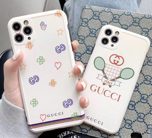Luxury Italy Milan Gucci GG Case For Apple Iphone 11 Pro Max SE X Xr Xs 7 8