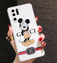 Load image into Gallery viewer, Luxury Italy Gucci GG Mickey Disney Case For Huawei P30 P40 Pro Mate 30