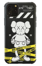 Load image into Gallery viewer, Luxury Italy Milan Off White Kaws Case For Apple Iphone 11 Pro Max SE X Xr Xs 7 8