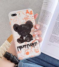 Load image into Gallery viewer, Japan Philipp Plein Skull Case Apple Iphone 11 Pro Max SE X Xr Xs 7 8