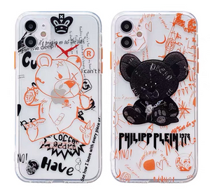 Japan Philipp Plein Skull Case Apple Iphone 11 Pro Max SE X Xr Xs 7 8