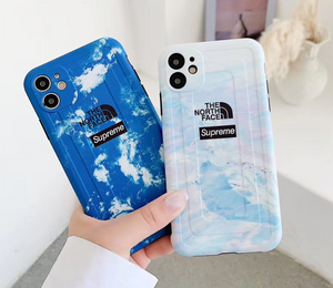Luxury Supreme Japan The North Face Cover Case For Apple Iphone 11 Pro Max SE X Xr Xs 6 7 8