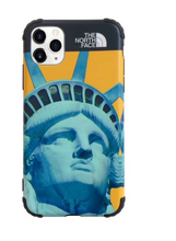 Load image into Gallery viewer, Luxury The North Face Cover Case For Apple Iphone 11 Pro Max SE X Xr Xs 6 7 8