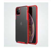 Load image into Gallery viewer, Shockproof Bumper Armor Clear Back Shell Hülle funda custodia Bumper Coque Cover Case For Apple Iphone 6 7 8 X XR XS Max 11 Pro
