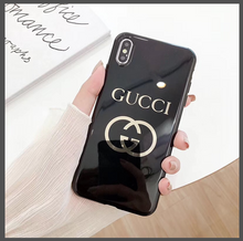 Load image into Gallery viewer, Luxury Italy Gucci GC GG Cover Case For Apple Iphone 11 Pro Max Xr Xs 6 7 8