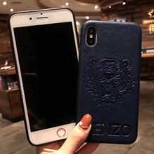 Load image into Gallery viewer, Luxury France Kenzo Tiger Case For Apple Iphone 11 Pro Max X Xr Xs 6 7 8