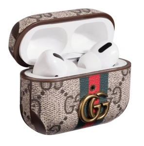 Luxury Italy Gucci Protective Cover Case For Apple Airpods 1 2 Airpods Pro 3