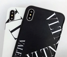 Load image into Gallery viewer, Luxury Italy Valentino VLTN Case For Apple Iphone 12 Pro Max Mini Xr Xs X 7 8