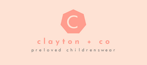 Clayton + Co Preloved Childrenswear