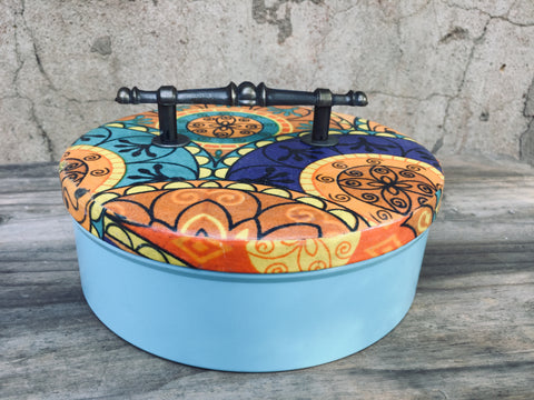 Decor Tin-Laranja-Standard