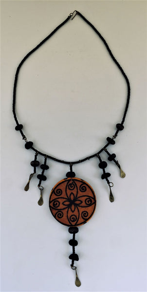 Jewelry - Necklace - Laranja