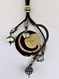 Jewelry - Necklace - Bege