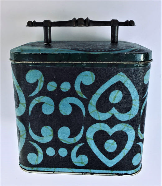 Decor Tin-Azul-Standard