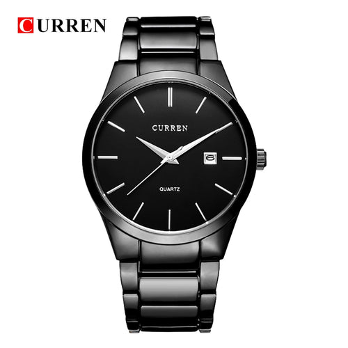 CURREN Quartz Watch Business