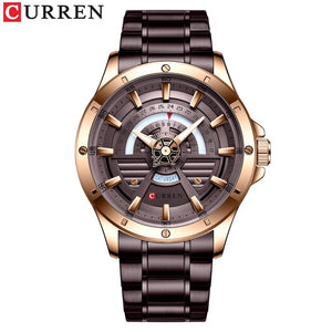 CURREN Stainless Steel