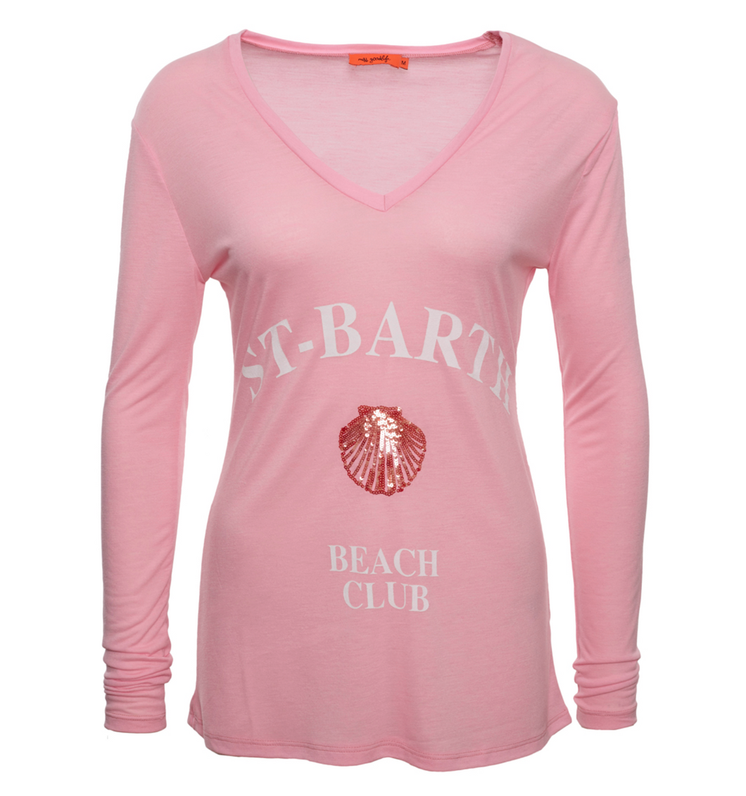 ST.BARTH LANGARM T-SHIRT