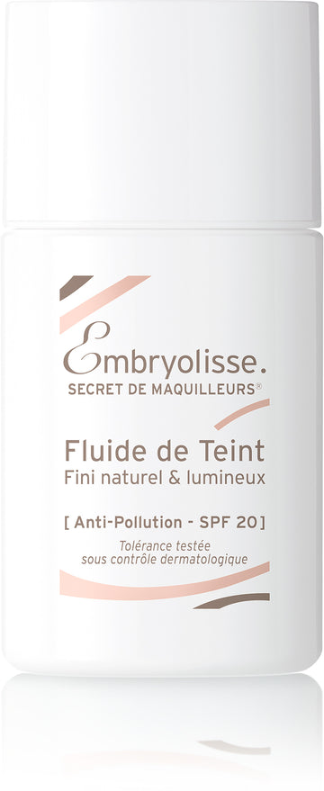 fluide de teint / liquid foundation  Ivory Beige  30 ml kleur 01