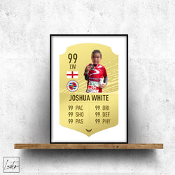 Print - Custom FIFA 20 FUT Ultimate Team Wall Print