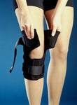 Wrap-Around Hinged Knee Orthoses Model KW6