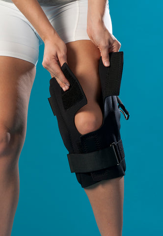 Wrap-Around Knee Orthoses Model KW8