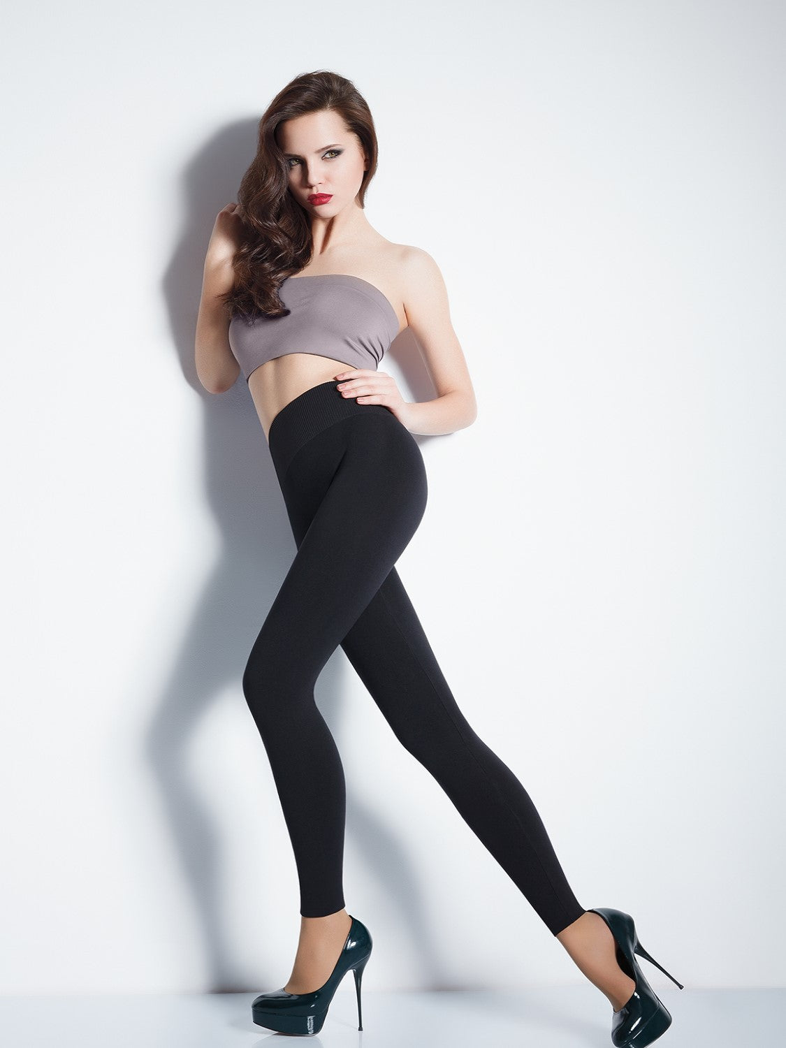 seamless tights 4 colors